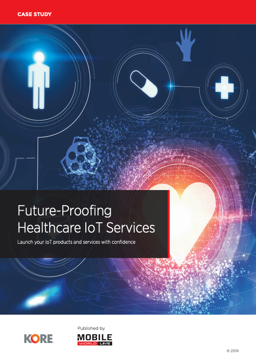 Future proofing healthcare IoT