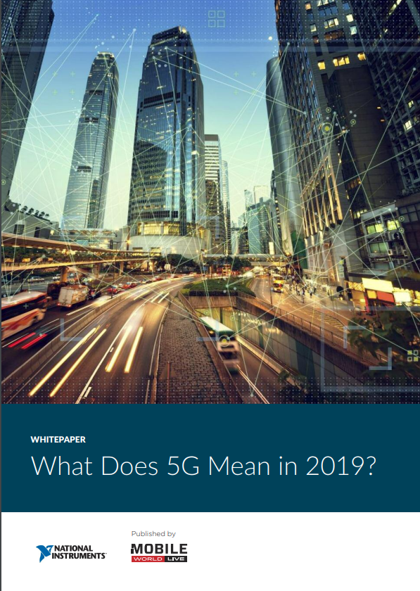 What Does 5G Mean in 2019?