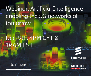 Artificial Intelligence enabling the 5G networks of tomorrow