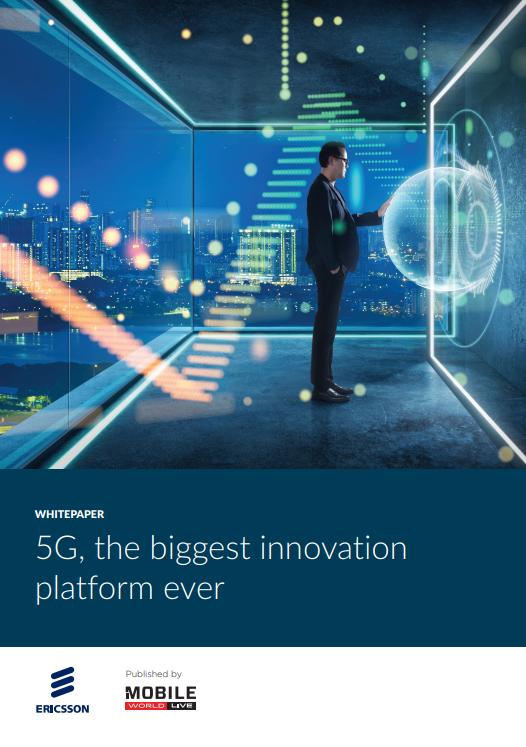 5G, The Biggest Innovation Platform Ever