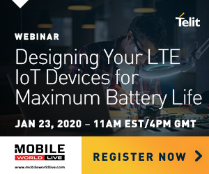 Designing Your LTE IoT Devices for Maximum Battery Life