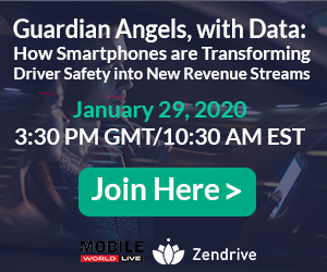 Guardian Angels, with Data: How Smartphones are Transforming Driver Safety into New Revenue Streams
