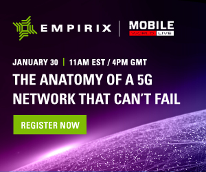 The anatomy of a 5G network that can't fail