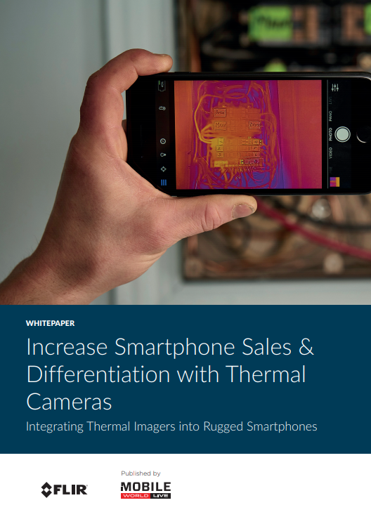 Get more from your mobile device with thermal