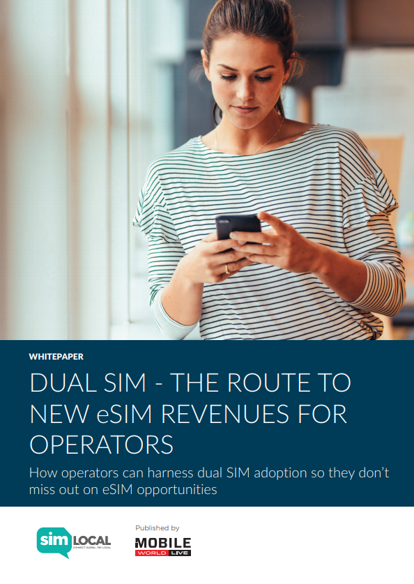 Dual SIM - The Route to New eSIM Revenues for Operators