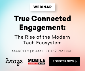 True Connected Engagement - The Rise of the Modern Tech Ecosystem