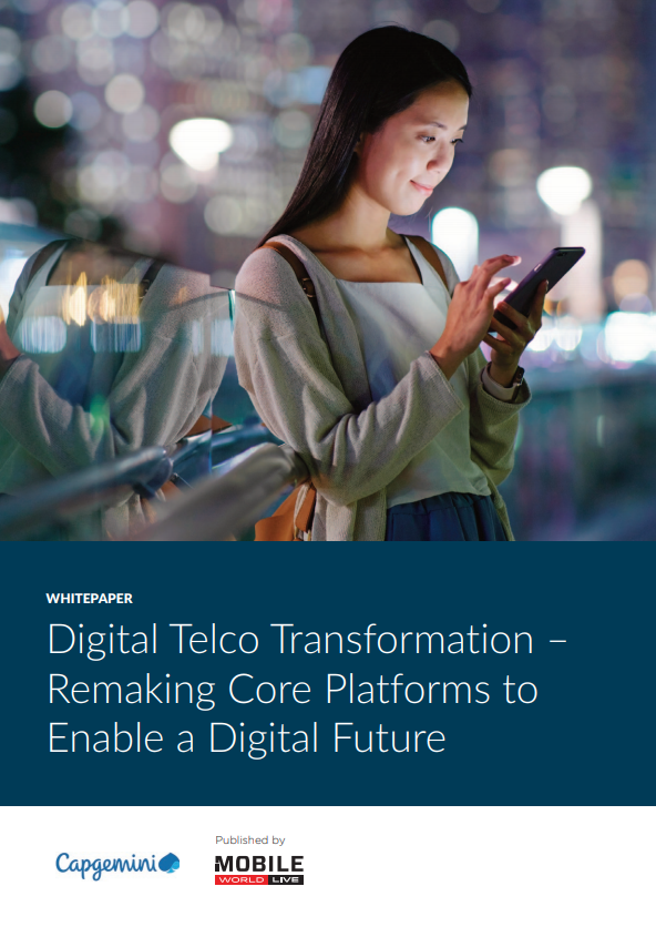Digital Telco Transformation - Remaking Core Platforms to Enable a Digital Future