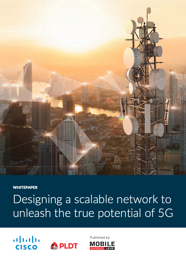 Designing a scalable network to unleash the true potential of 5G