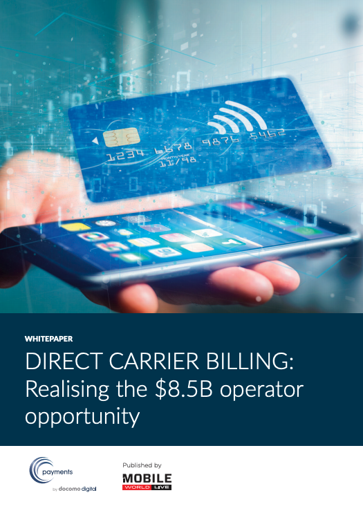 Direct Carrier Billing: Realising the $8.5B operator opportunity