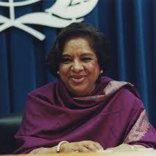 Nafis Sadik