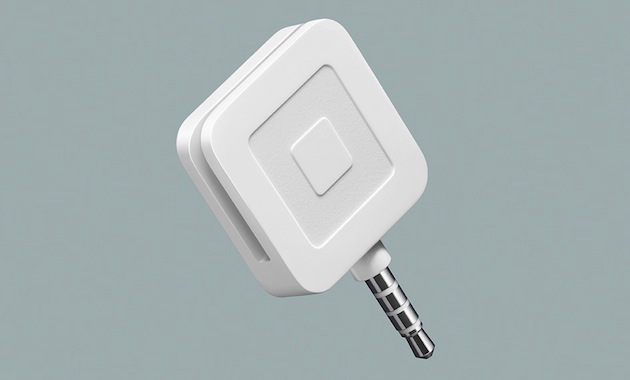 Square's new card reader