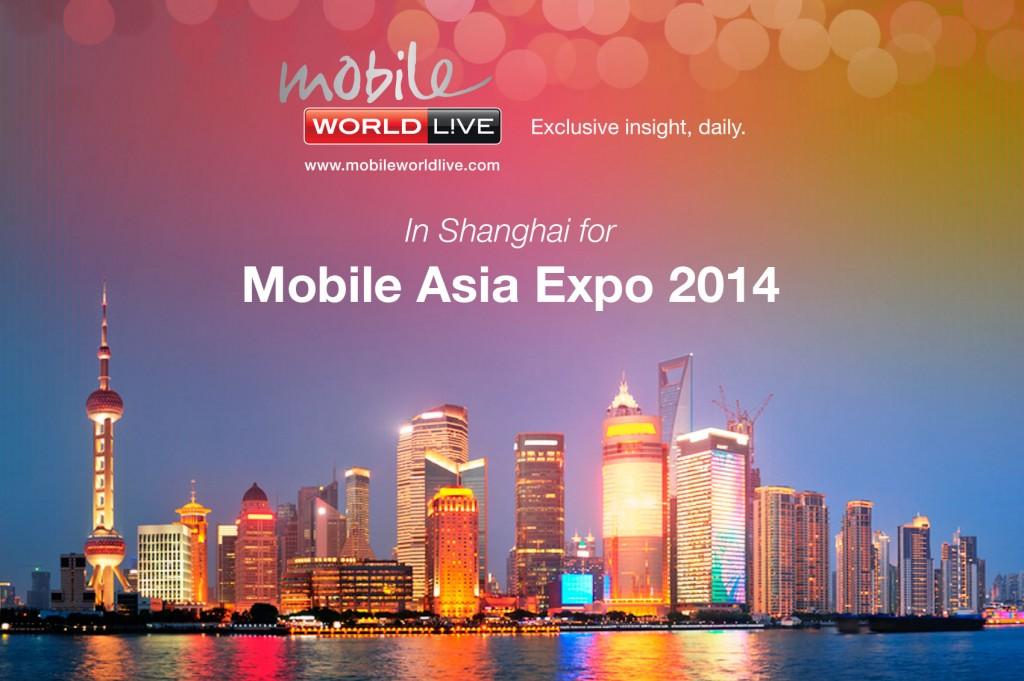Mobile Asia Expo 2014