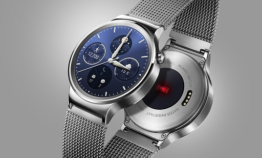 Huawei pushes into wearables